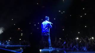 The Weeknd - Wicked Games LIVE | Stockholm 17/2-17