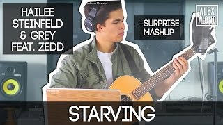 Starving by Hailee Steinfeld & Grey feat. Zedd WITH SURPRISE MASHUP | Alex Aiono Mashup