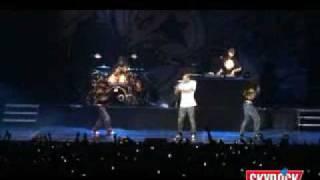 Concert Skyrock Chris Brown : Wall to Wall