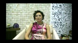 Depoimento de Silvia  - Curso Chama Violeta - 28/01/2016
