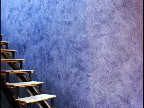 Как сделать декоративную штукатурку стен шпаклевкой своими руками | SmartBud photo