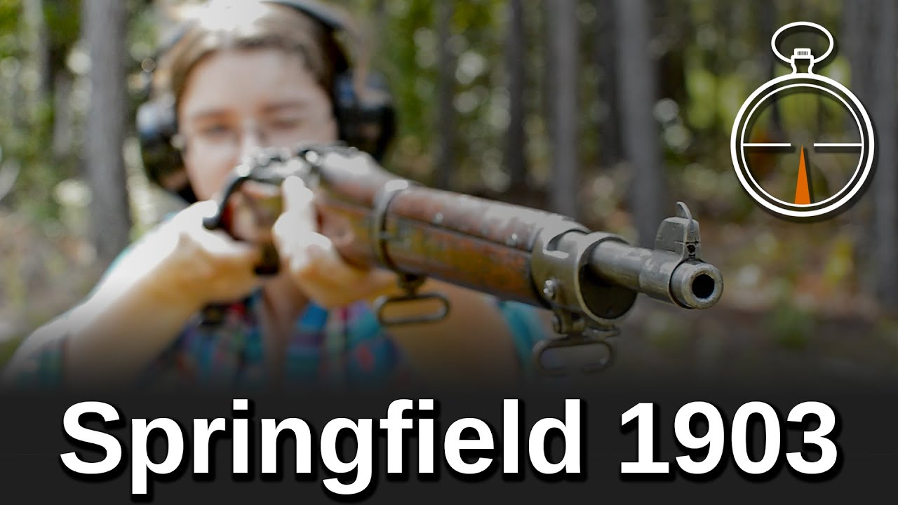 The Springfield 1903 - Minute of Mae