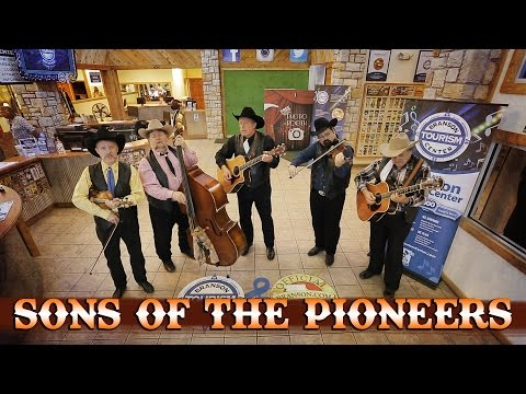 Sons of the Pioneers | Branson Missouri | Webcam Show