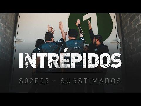 INTRÉPIDOS - Subestimados   S02E05 INTZ x KEYD