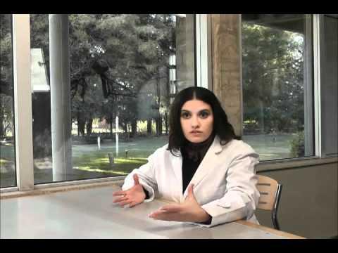Testimonio Graduada Medicina La Rioja Aida Kharam