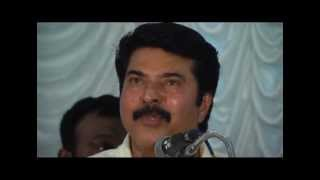 Mammootty's Speech on 95th B'day Celebration of ChrysostomThirumeni for Malayalam IP TV