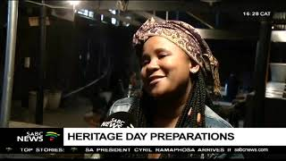 South Africa abuzz as nation prepares for Heritage Day