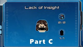 Collectibles - Lack Of Insight Part C - LEGO Marvel Avengers
