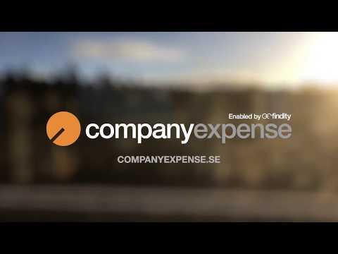 Companyexpense - Så funkar det