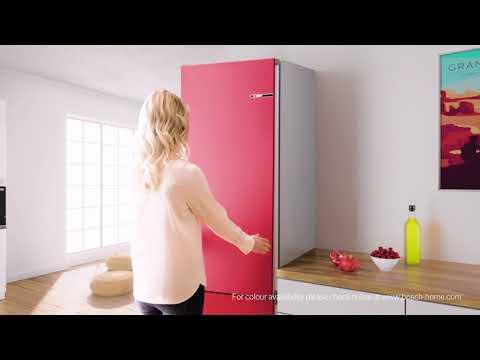 Vario Style køleskab fra Bosch - Designet til at blive redesignet
