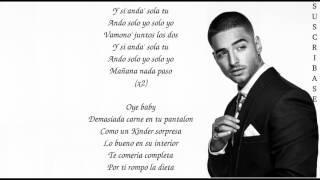 Maluma - Solos ft. El Micha (con letra) Lyrics