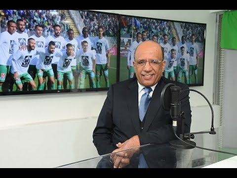 Video : Saïd Ouahbi, porte-parole du Raja, invité de l'émission «Offside»
