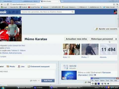 Facebook abone kasma HD izle