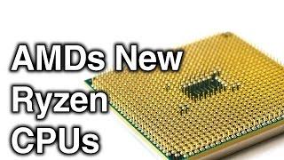 AMD Ryzen AKA Zen | Officially Beats 6900k In Multicore Performance