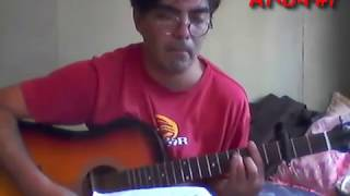 NO MORE LONELY NIGHTS cover guitarra- Paul McCartney