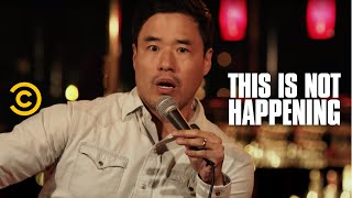 Randall Park - Bullies & Diarrhea - This Is Not Happening - Uncensored