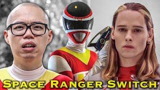 FAN FILM: Space Ranger Switch - feat. Christopher Khayman Lee [Power Rangers]