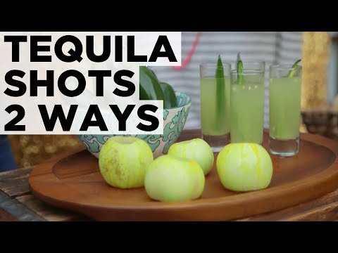Before-and-After Tequila Shots From the Garden - HGTV