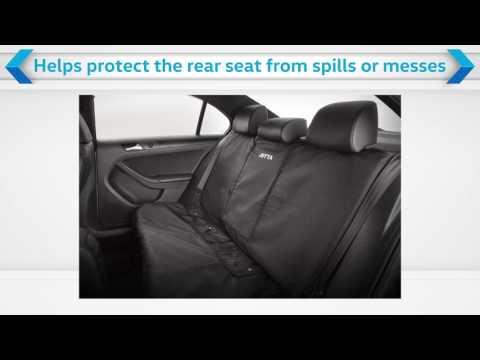 Volkswagen Accessories - Rear Seat Covers