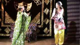 Kohavim-Asia .Muhabad Shamayeva.Nadejda Kalontar.להקת כוכבים אסיה באר-שבע