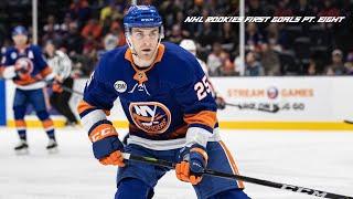 NHL Rookies First Goals Part 8 (2018-2019 Season)