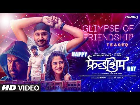 Glimpse of Friendship - Hindi   Harbhajan Singh, Arjun, Losliya, Sathish   D.M.UdhayaKumar