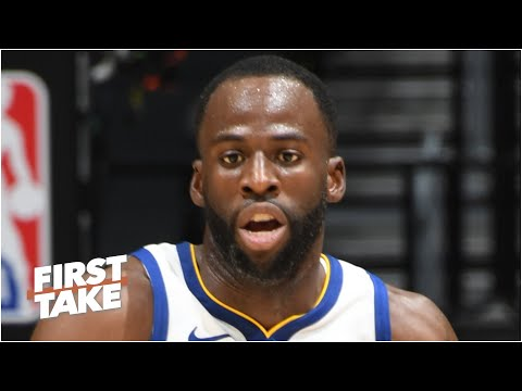 Reacting to Draymond Green's comments on inequities in women's sports | First Take