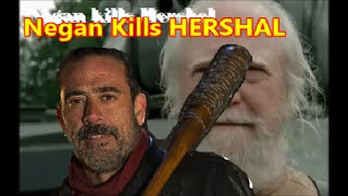 Negan KILLS Hershel Feat. Governor