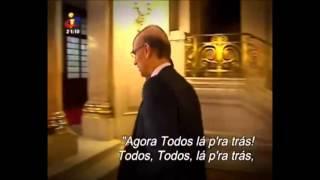 Pedro Abrunhosa - Todos Lá Pra Trás (videoclip TVI)