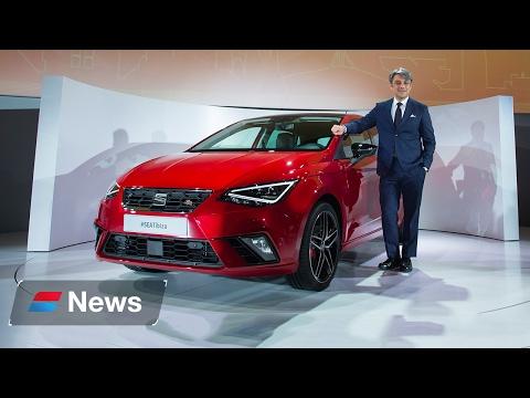 All-new 2017 Seat Ibiza revealed