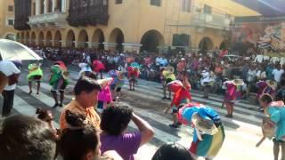 Urin qanchis - Contradanza - Carnavaleando 2015