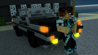Initial D Rage Your Dreams Minecraft Note Blocks | Minecraft Initial D Animation | (Full Octave)