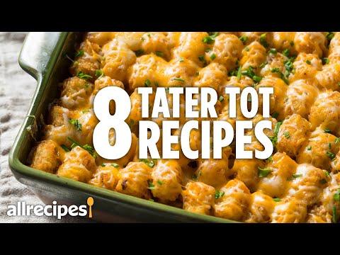 Top 8 Tater Tot Recipes   Recipe Compilations   Allrecipes.com