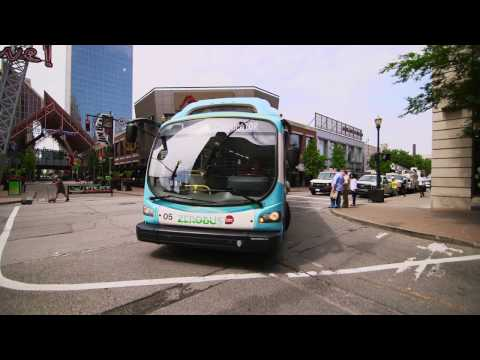 Partnerships in Sustainable Transportation: City of Louisville