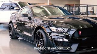 2017 Ford Mustang Shelby GT350R at Bob Moore Ford