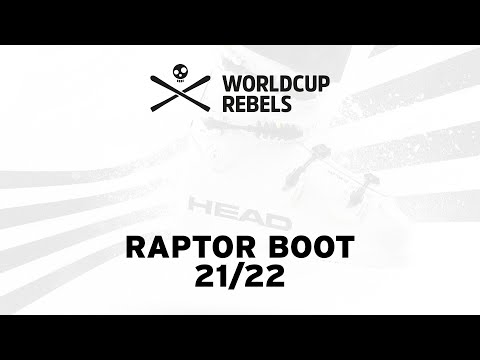 WorldCup Rebels Raptor Boot