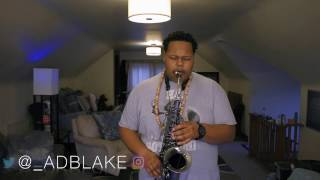 Bad and Boujee x Migos Feat. Lil Uzi Vert (Ashton Blake Saxophone Cover)