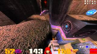 Quake III - DM6 Over Bounce 01