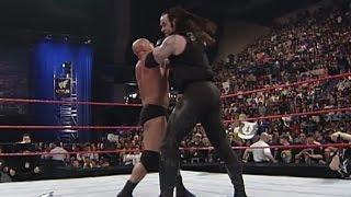 Debut de Undertaker en SmackDown