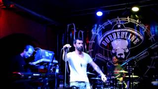 SIKITIKIS - Col Cuore In Gola (HD-Stereo Live@Pisa 15.III.2013)