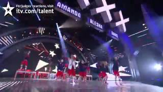 #3 LIVE FINAL Nu Sxool Britain's Got Talent 2012 Final BGT 2012