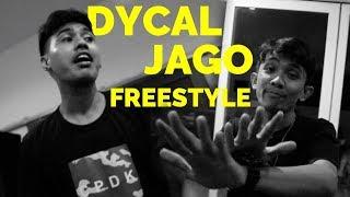 BATTLE RAP ! JERI TAUFIK vs DYCAL  FREESTYLE #OneTake
