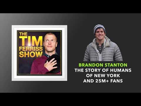 Brandon Stanton Interview | The Tim Ferriss Show (Podcast)