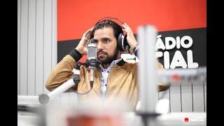 Rádio Comercial | Carolina Deslandes entrevista o marido, Diogo Clemente