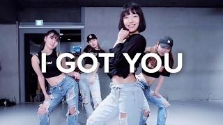 I Got You - Bebe Rexha / May J Lee Choreography