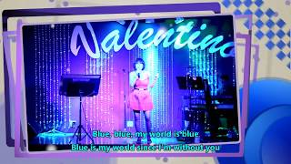 Love Is Blue (HEATHER)- Bich Thuy cover
