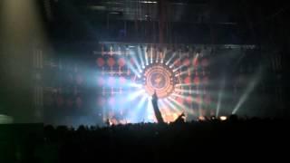 DJ Paul Elstak live @ Pussylounge Antwerpen (Dave D & Teka B - Wonderwall)