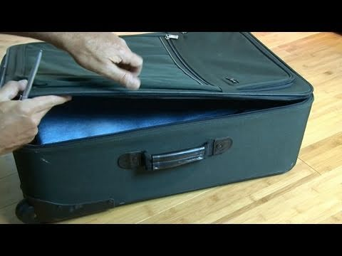 Is Your Luggage Safe from airport security? - Kids and Science
