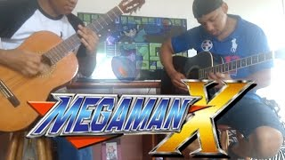 Megaman X - Boomer Kuwanger on duet acoustic guitar