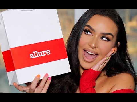 MY ALLURE BEAUTY BOX! $93 VALUE FOR ONLY $10?